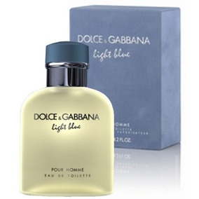 180805b6d Perfume Light Blue De Dolce Gabbana Dama (100ml) Mundo Pe - Perfumes ...