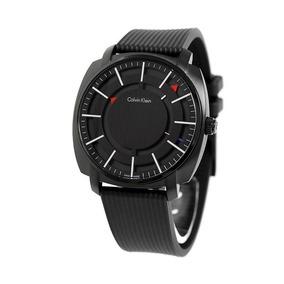 c04b5f9bb641 Reloj Calvin Klein Negro Cuadrado - Joyas y Relojes en Mercado Libre ...