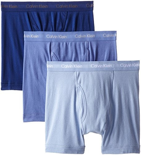 calvin klein ropa interior hombre 3 pack cotton classic m