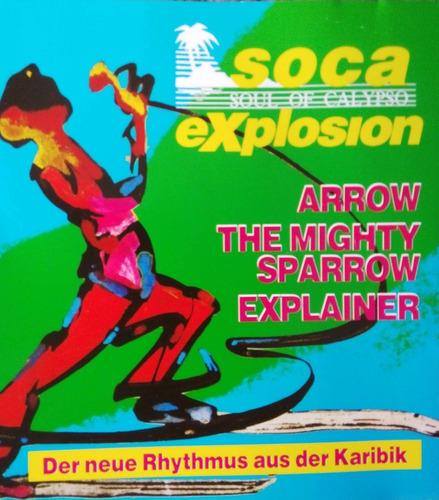 calypso soca explosion