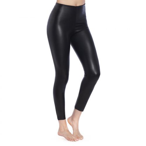calza de mujer leggins ecocuero standars