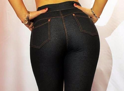 calza jeans