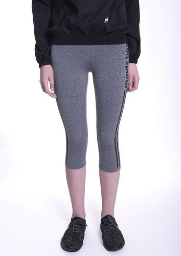 calza le coq sportif sport 7/8 legging w mujeres
