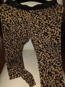 874e55e65 Calza Leggins Verano Mujer Animal Print Talle L Rapsodia