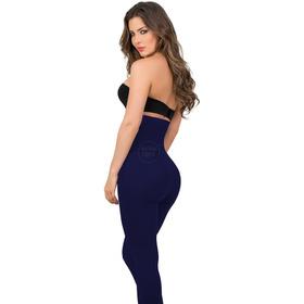 Calza Modeladora Chupin Faja 22cm 100% Lycra Mujer Xs- Xxl