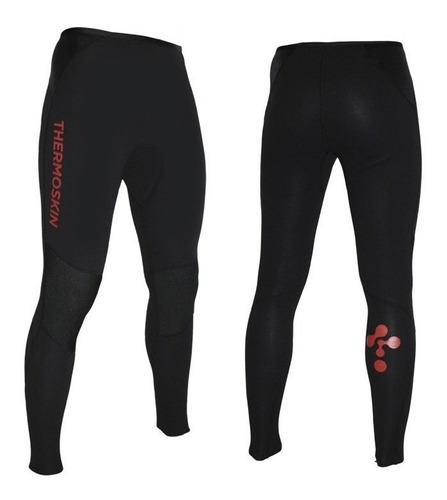 calza neoprene thermoskin larga 2,5mm deportes acuaticos