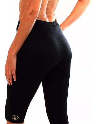calza neopreno + faja reductora  gym oferta