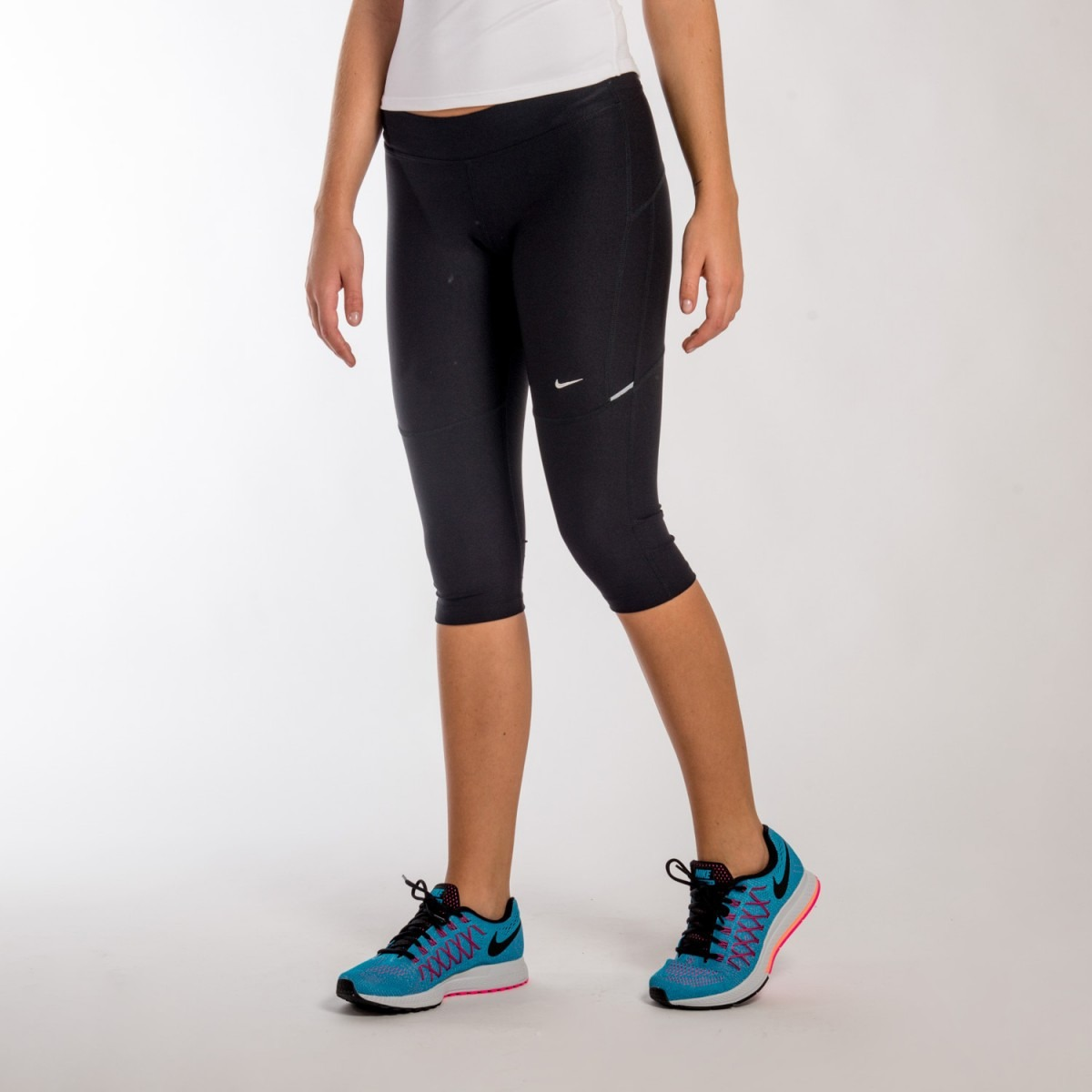 buy online 3c0c0 f5075 calza nike 34 capri mujer running. Cargando zoom.