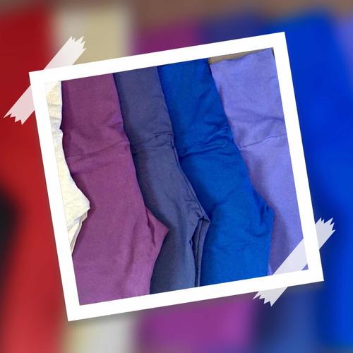 calza para acrobacias en tela cintura alta! entregas en caba