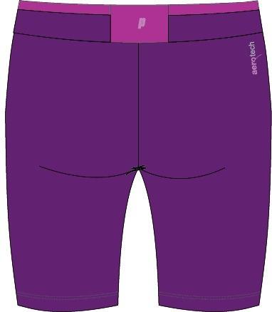 calza prince ciclista purple - tx3403a