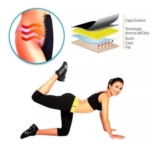 calza térmica neotex deportiva para mayor sudoración