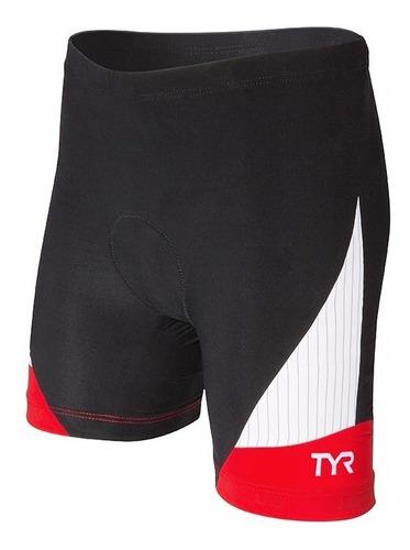 calza triathlon carbon 6 tri short tyr dama