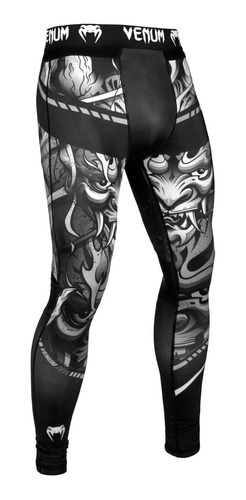 calza venum devil mma jiu jitsu crossfit thai kick