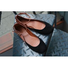 8742483a Zapatos Sybilla Tipo Balerina Taco - Ropa y Accesorios en Mercado ...