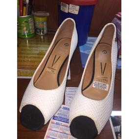 44315729 Zapatos Vizzano Blancos - Calzado en Mercado Libre Perú
