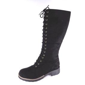 aa746bd6aa235 Botas Negras Largas Para Dama Ropa Calzado - Calzado Mujer en ...
