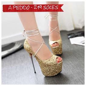 752b451067e Zapatos Sin Taco Con Pasador Para Mujer - Ropa y Accesorios en ...