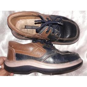 f1b2f6e022 Zapato En Cuero De Marca Erizos Talla 28 - Ropa y Accesorios en ...