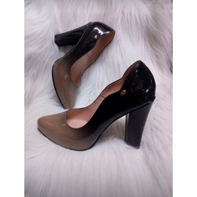 509af13e Bonita Zapatos Color Morado Taco - Ropa y Accesorios en Mercado ...