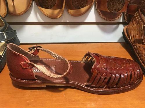 calzado artesanal para mujer