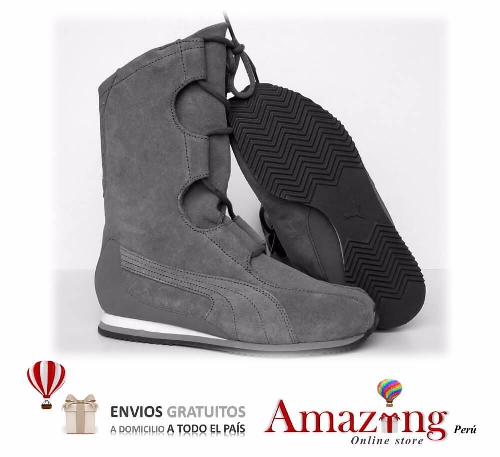 elegante en estilo diseñador nuevo y usado mejor lugar para botas puma mujer mercadolibre