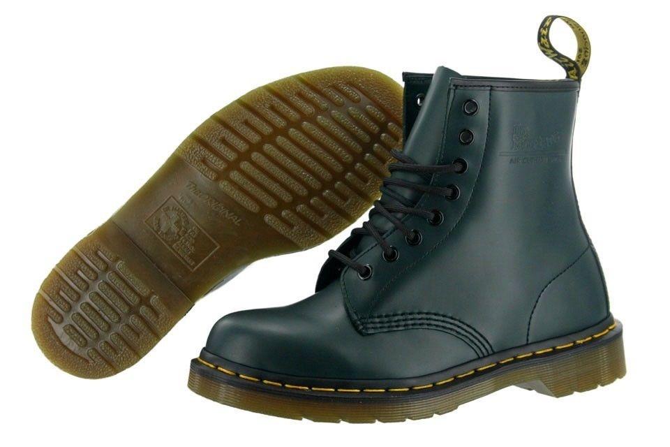 0011aa628fd calzado botines acero y blanco dr. martens 100% original. Cargando zoom.