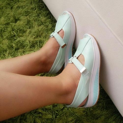 calzado casual para dama