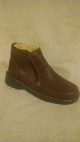 calzado chileno zapatos nacional botines de cuero