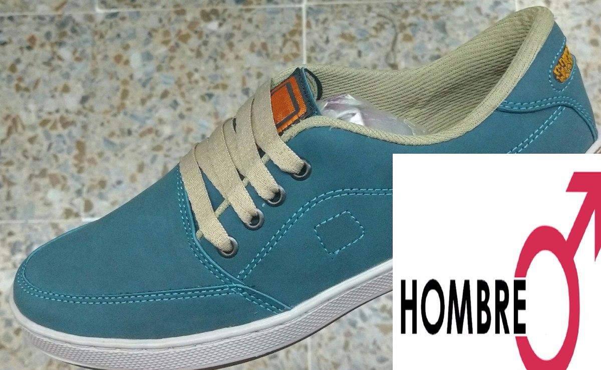 d1431ab72ae calzado color azul para hombres jovenes estilo envio gratis. Cargando zoom.