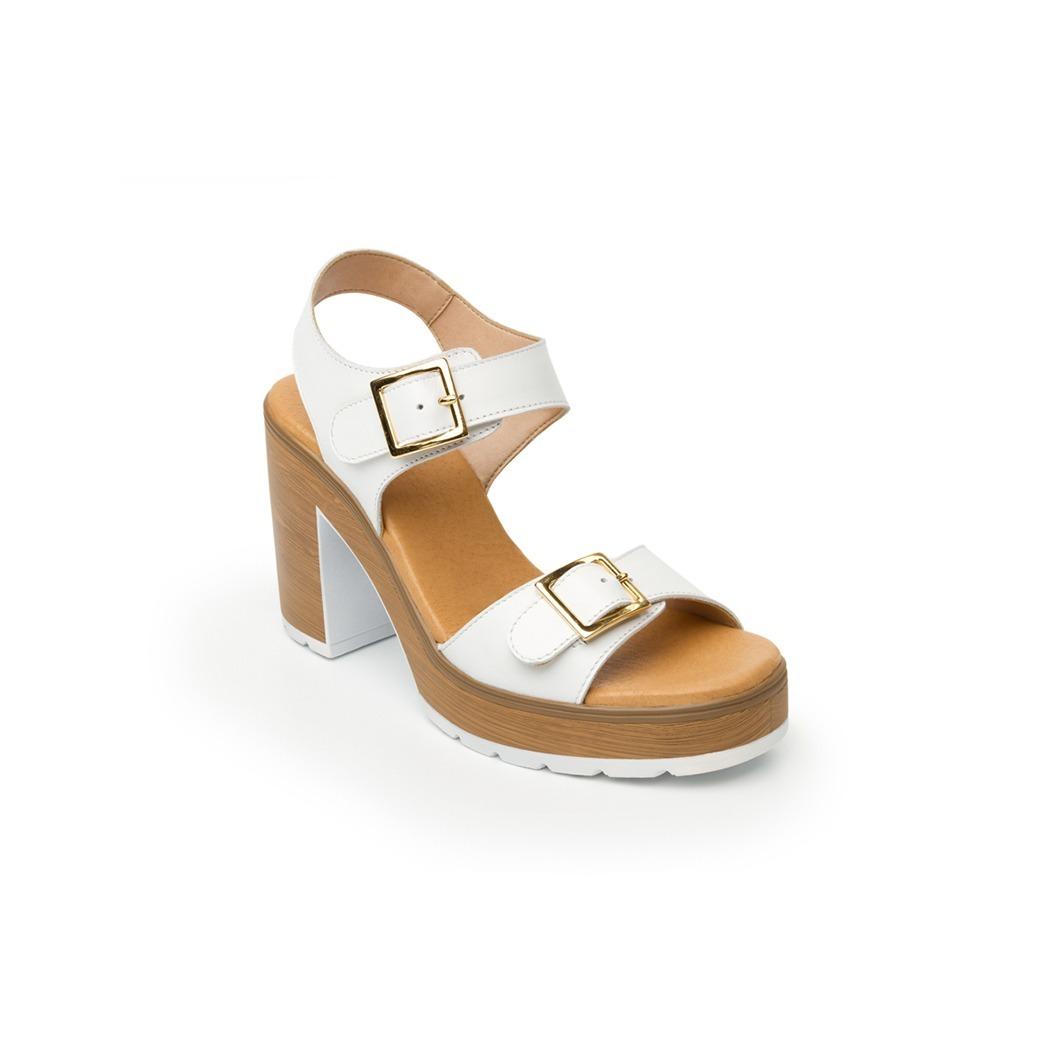 291f2db5ed44f calzado dama mujer flexi casual zapatilla piel blanco comodo. Cargando zoom.