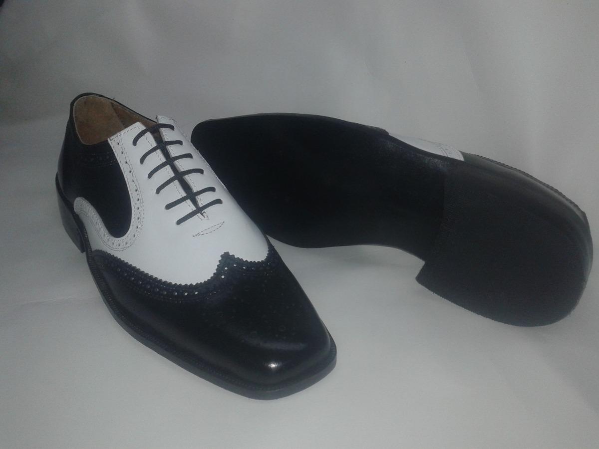 95fdb764 Calzado De Hombre Para Tango Con Suela De Cromo - $ 2.250,77 en ...