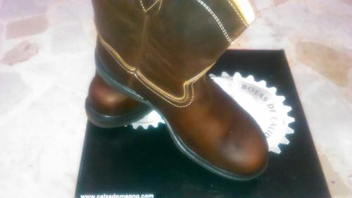 calzado de seguridad bota 015 magno