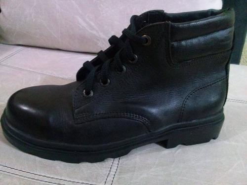 calzado de seguridad bota botin punta de acero