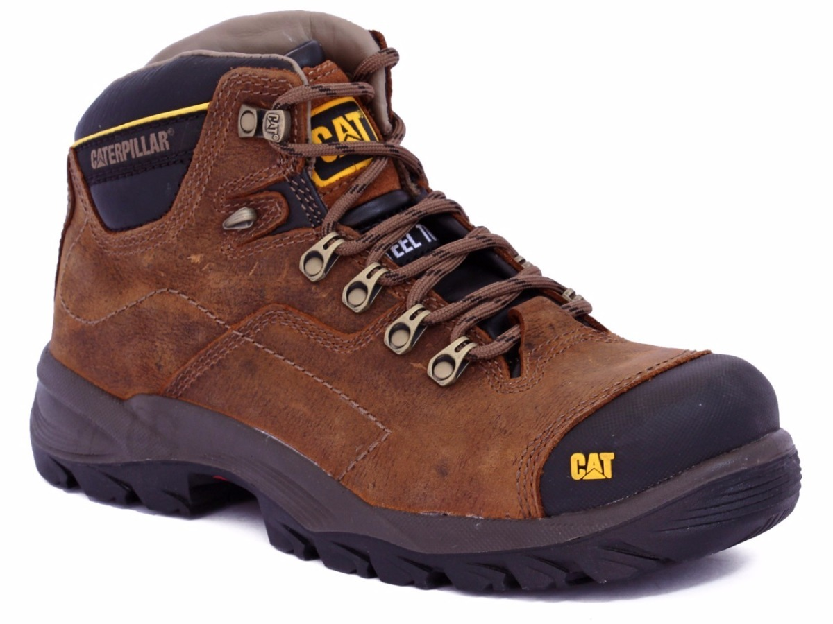 Calzado de seguridad caterpillar mod 711840 3 for Calzado de seguridad bricomart