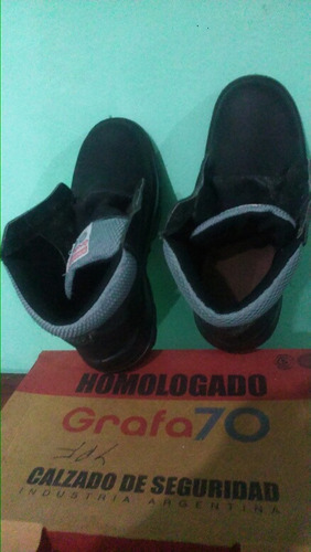 calzado de seguridad grafa 70