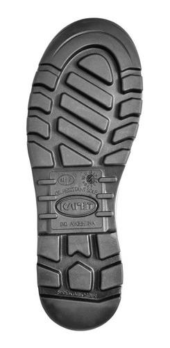 calzado de seguridad kamet bota petrolera p. acero
