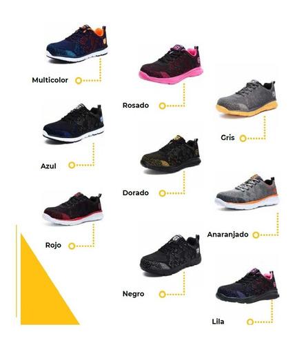 calzado de seguridad modelo 180112-y