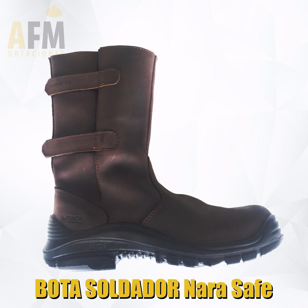 4f4b2f655d4 Calzado De Seguridad Para Soldador - $ 194.150 en Mercado Libre