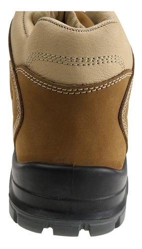 calzado de seguridad somti modelo ssc-leather