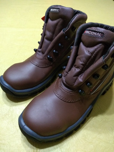 calzado de seguridad / trabajo - funcional aurum - sin uso
