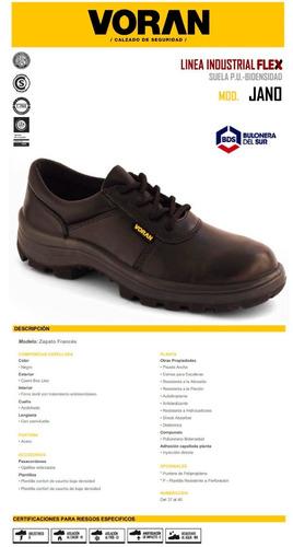 calzado de seguridad voran jano