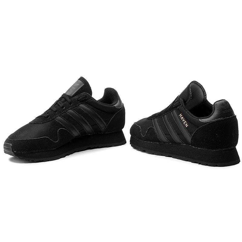 Calzado Deportivo adidas Originals Haven Black
