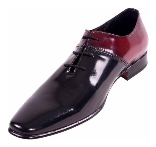 calzado ejecutivo en cuero riviera