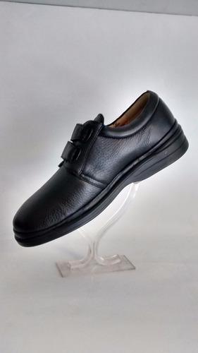 calzado en piel de venado recomendado para pie diabetico