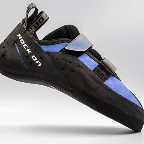 calzado escalada gatas - modelo fly marca rock on