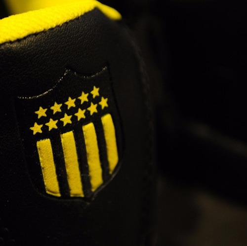 calzado fut 5 jr oficial talles 28/37 club atlético peñarol