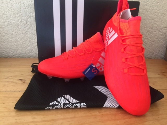 Calzado Fútbol X 16.1 Fg Tacos adidas Nuevos -   1 1e17a138d3508
