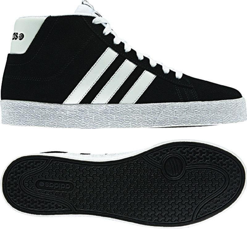 zapatillas de hombre adidas negras
