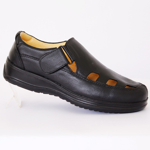 calzado huarache caballero certificado para pie diabético