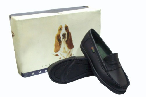 calzado  hush puppies mocasin